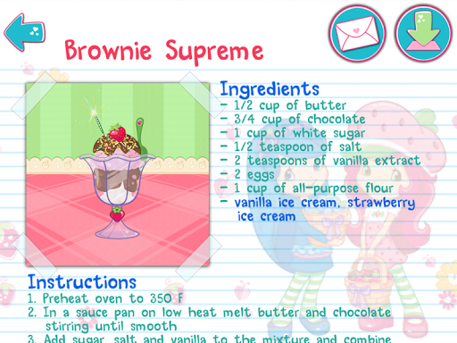 Strawberry Shortcake Bake Shop 1.5 screenshots 10