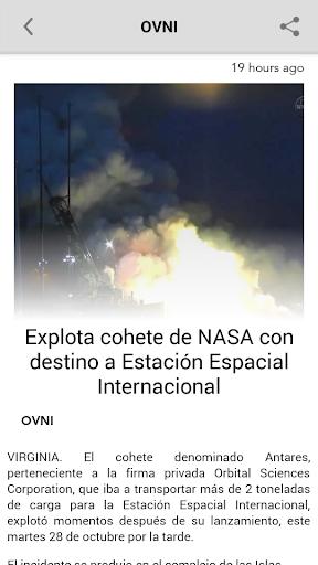 【免費新聞App】Exploración OVNI-APP點子