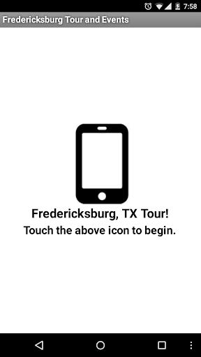 Tour Fredericksburg Texas