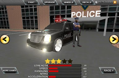 Crime City Real Police Driver APK screenshot thumbnail 11