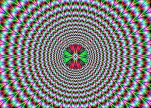 Gambar Bergerak Ilusi Optik1