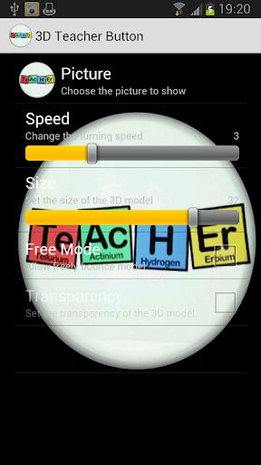 3D Pin Im teacher