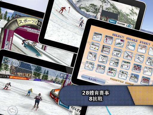 玩免費體育競技APP|下載Athletics: 冬季運動 app不用錢|硬是要APP