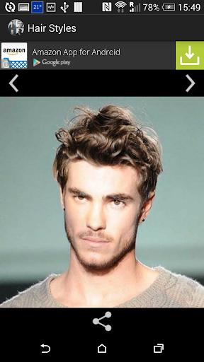 無料媒体与影片Appの男性のためのヘアスタイル|記事Game