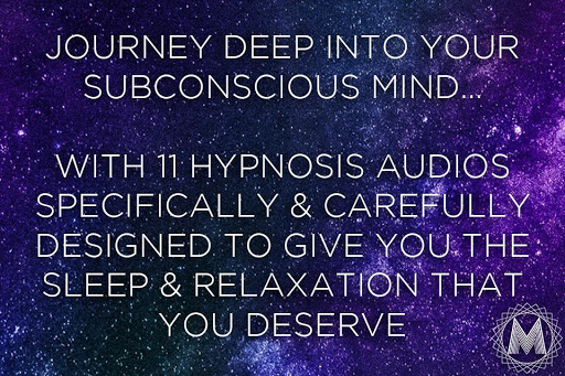 Deep Sleep and Relax Hypnosis screenshot