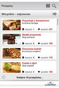 Wybory Kulinarnego Bloga Roku- screenshot thumbnail