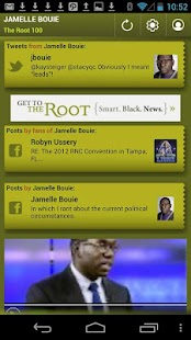 Jamelle Bouie: The Root 100 - screenshot thumbnail