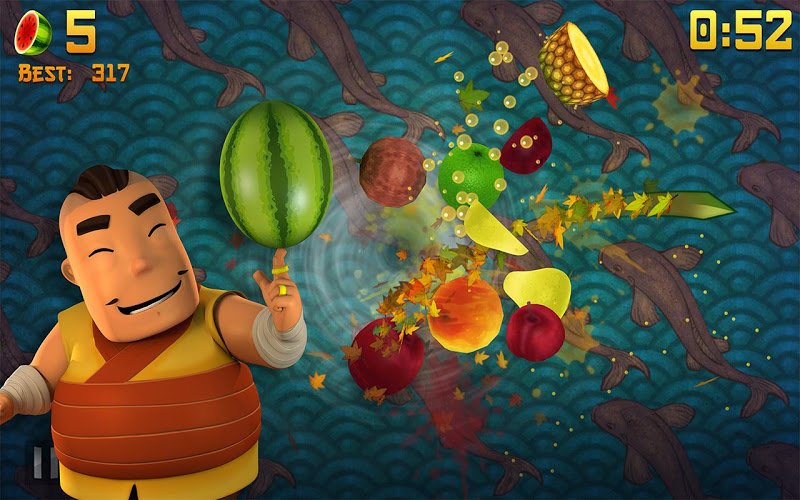 Fruit Ninja v2.2.7 Mod APK