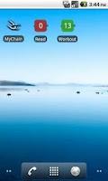 Screenshot of MyChain