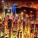 Hong Kong live wallpaper icon