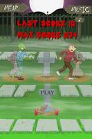Screenshot of Zombie Games