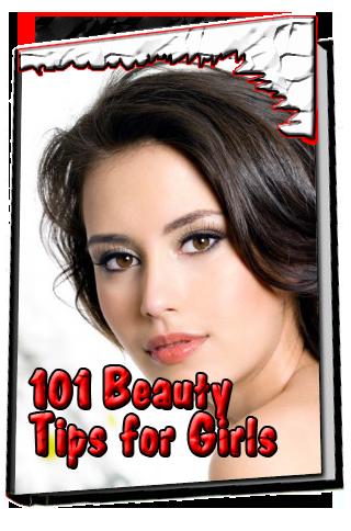 101 Beauty Tips for Girls