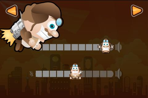 Jetpack 2012- screenshot