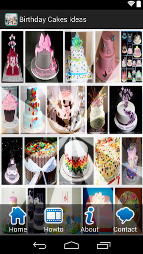 Birthday Cakes Ideas