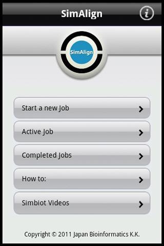 SimAlign - screenshot