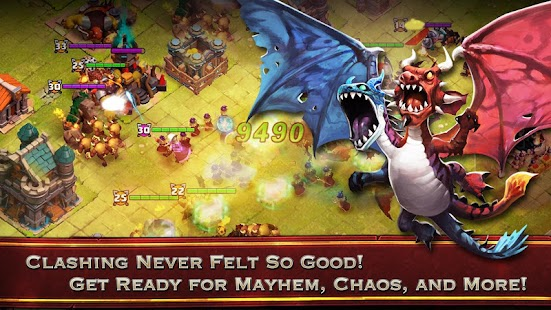 Clash of Lords 2 Screenshot 4