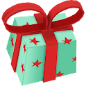 Xmas Candy Shower LWP icon
