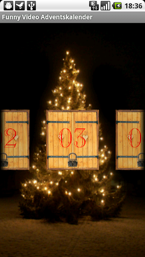 Funny Videos Advent Calendar