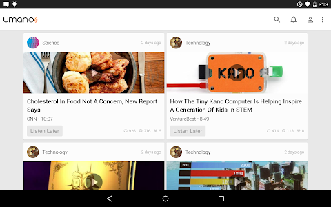 Umano: Listen to News Articles v4.6.1