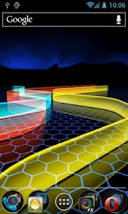 A Neon Path Full - screenshot thumbnail