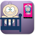 Light Alarm Clock for Toddlers icon