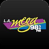 LA MEGA 98.3 F.M.