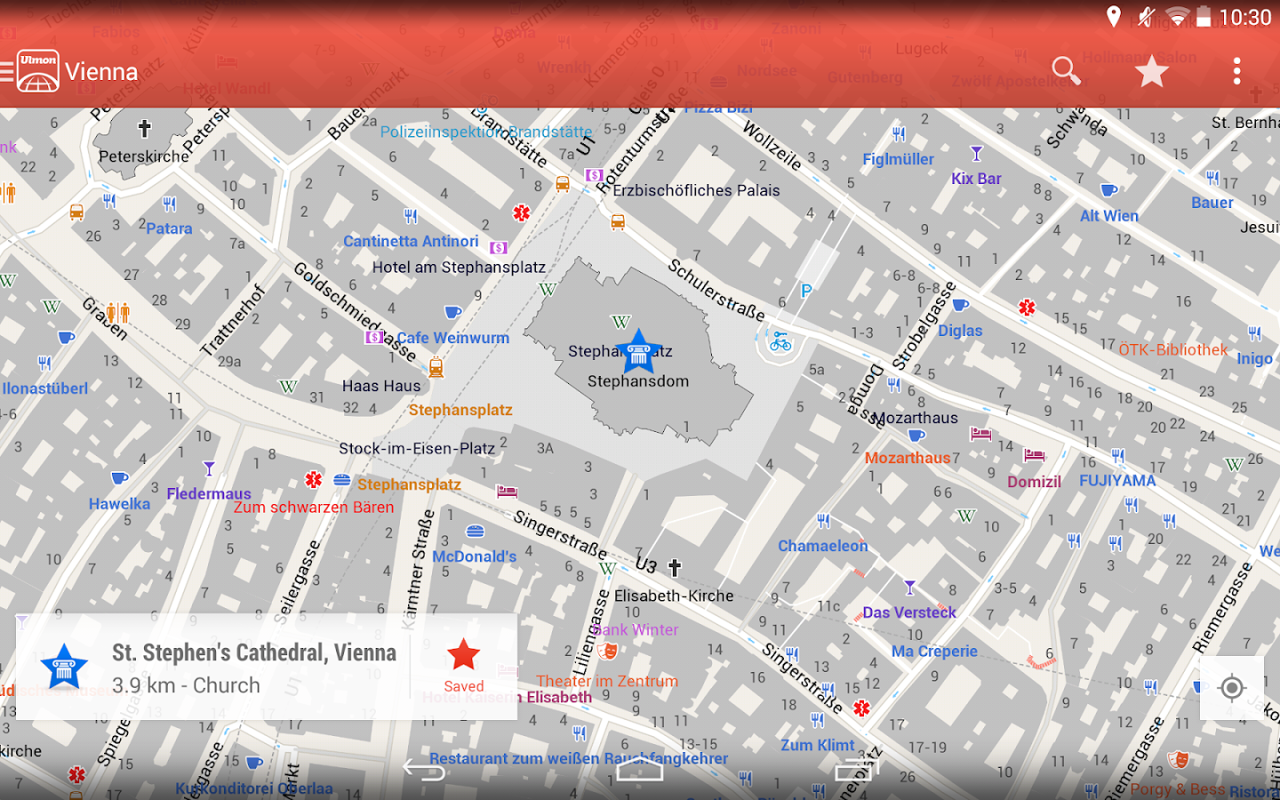 City Maps 2Go Offline Maps - screenshot