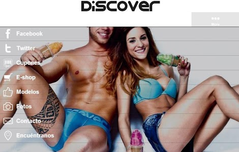 Discover Underwear screenshot 7