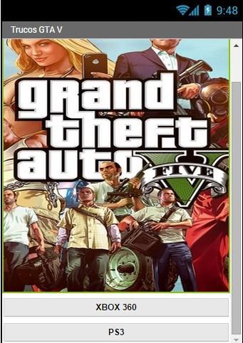 Trucos GTAV PS3/XBOX 360|玩工具App免費|玩APPs