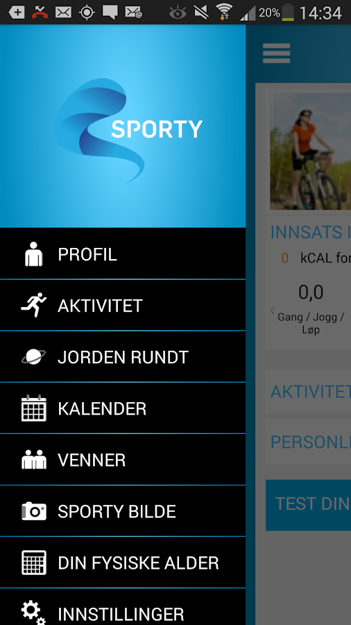 TV 2 Sporty - screenshot