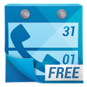 Call Log Calendar (Free/Trial) icon