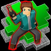 Skyblock Cube Warrior Heroes