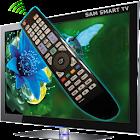 Remoto para televisor Samsung icon