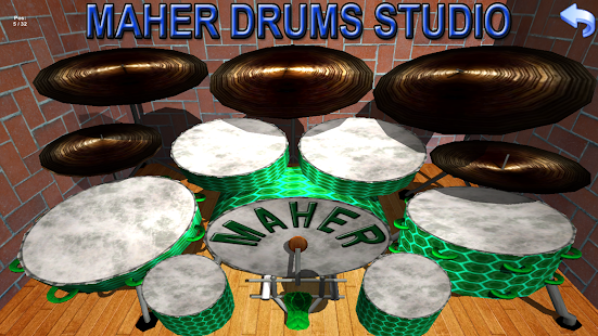 Maher Drums Studio- screenshot thumbnail