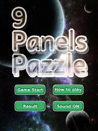 9 Panels Puzzle