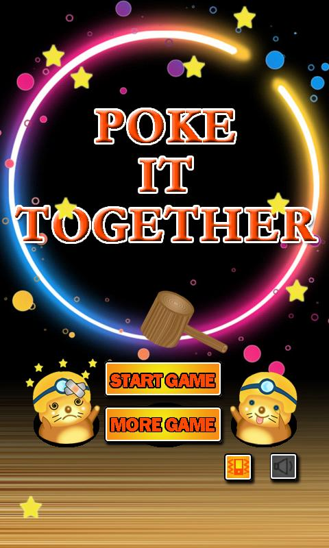 Poke it Together - screenshot