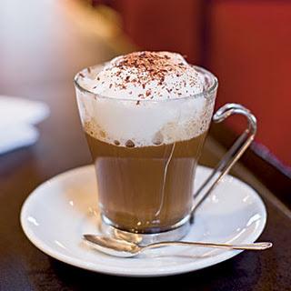 Chocolate Cappuccino.