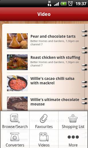 Yahoo!7 Food
