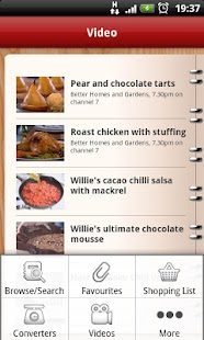 Yahoo!7 Food - screenshot thumbnail