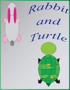 กระต่ายกับเต่า Rabbit Turtle