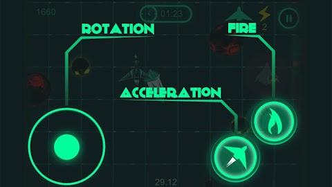 Lunar Eclipse - Asteroid game Screenshot 3