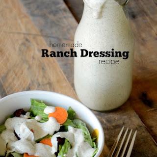 Buttermilk Ranch Dressing