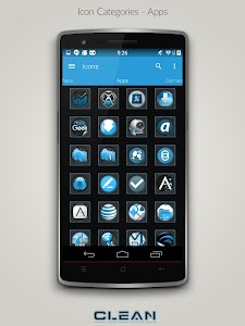 Clean Multi Launcher Theme v3.6