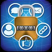 Social Network Lock
