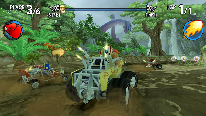 Beach Buggy Racing Screenshot 8