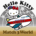 Hello Kitty Match3 World logo