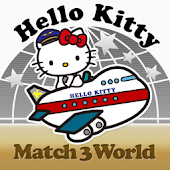 Hello Kitty Match3 World