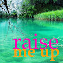 Raise me up (español) logo