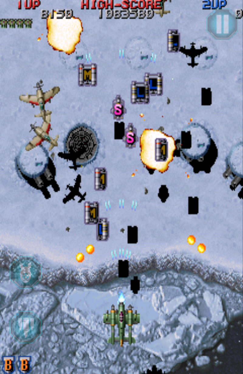 Raiden Legacy screenshot #12
