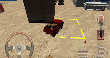 Screenshot of Heavy Truck 3D Cargo Delivery